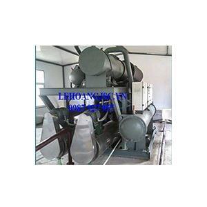 Máy làm đá từ bùn 250kg/ ngày LH-SSL250K