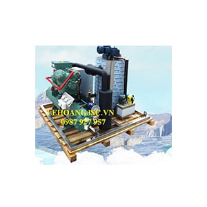 Máy làm đá từ nước biển 1 tấn/ ngày LH GMH10K