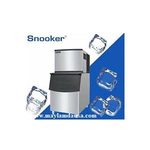 Máy làm đá viên SNOOKER SK-420P ( mẫu mới)