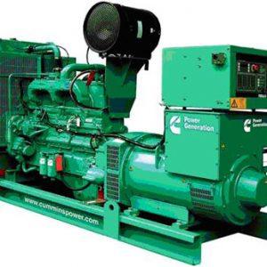 Máy phát điện Cummins GF-DC25