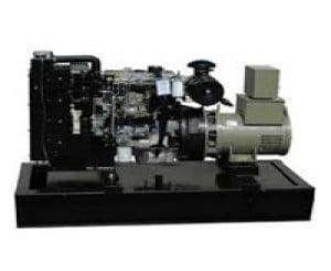 Máy phát điện Denyo 75kva CA-75SPI