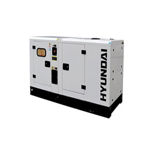 Máy phát điện Hyundai DHY16KSE 3