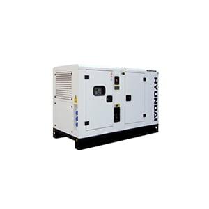 Máy phát điện Hyundai DHY28KSE 3