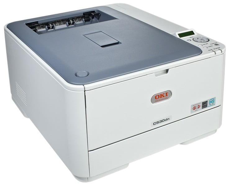 Tìm hiểu về máy in laser màu Oki